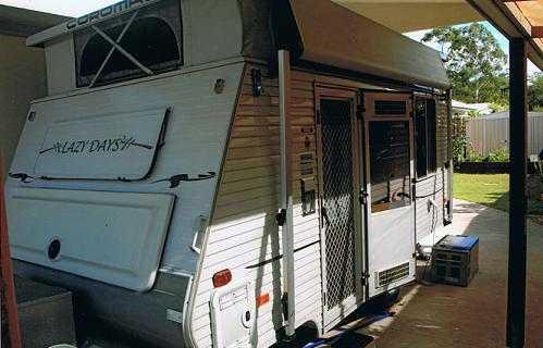 Elegant Caravan For Sale QLD 2011 Coromal Princeton 667S And 2011 Nissan