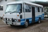 1983 Toyota Coaster Motorhome for sale QLD