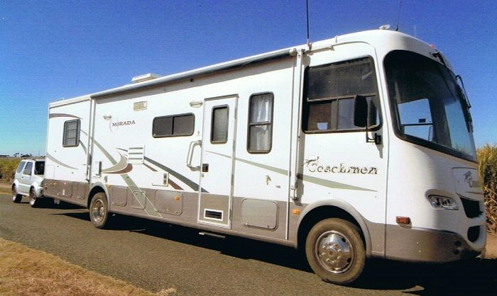 Amazing 2012 Brand New Tiffin Allegro Breeze 32BR Motorhome For Sale QLD