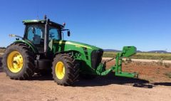 2011 John Deere 8345R Tractor for sale NSW Yenda