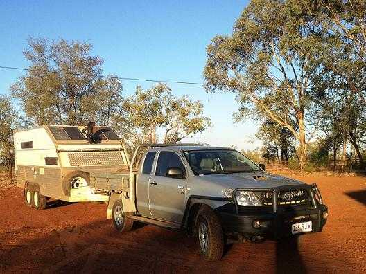 Excellent Sufficient Offroad Van To Be Unveiled At The South Queensland Caravan
