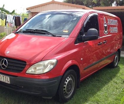 8691b9cf18 Mercedes-Benz Vito Coffee Van Business for sale Townsville Qld