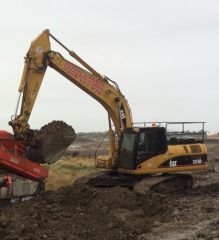 Caterpillar 324DL Excavator for sale Melbourne Vic