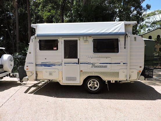 Cool  Off Road Caravan For Sale QLD Gladstone  Caravan Sales And Auctions
