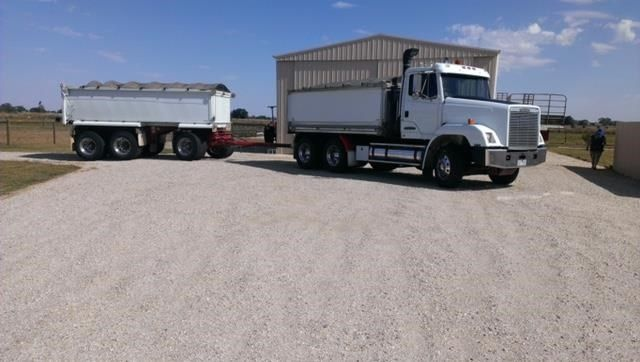 1995 Freightliner FL112 Tipper Truck for sale Bamawm Vic