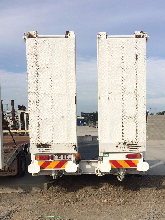 2000 Drake Tri-Axle Tag Trailer for sale QLD