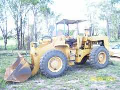 Hanamag Loader Earthmoving Equipment for sale QLD Proston