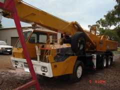 Unic Crane K200 and Nissan UD Truck for sale Qld