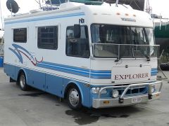 Winnebago 2003 Explorer Motorhome for sale QLD Bundaberg