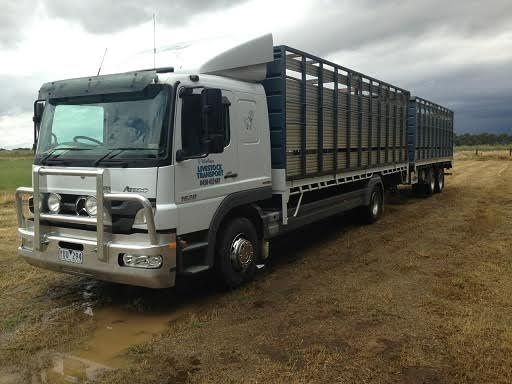 2011 Mercedes-Benz Atego 1629 Truck for sale Vic