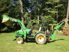 Tractor for sale NSW  2008 John Deere 2520
