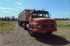 1418 Mercedes Benz Tipper Truck for sale NSW North West
