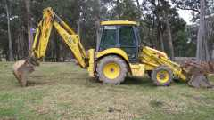 Earthmoving Equipment for sale NSW New Holland LB95 Backhoe
