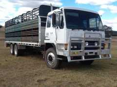 Truck for sale NSW 1997 Mitsubishi Truck