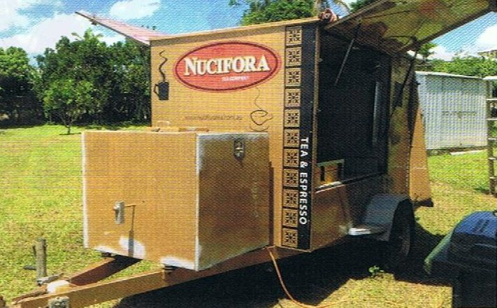 7c13013f0d Mobile Coffee Trailer Business for sale QLD Innisfail