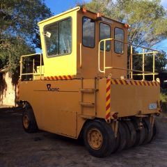 Multi Tyred Roller Earthmoving Equipment for sale Narrara NSW