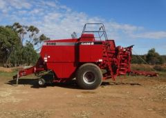 Case IH 8580 Large Square Baler Farm Machinery for sale NSW