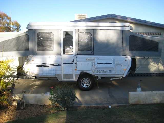 Model 20ft FAMILY CARAVAN PERTH  Caravan Sales Perth