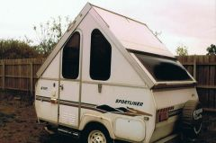 Model 1994 JAYCO CAMPER TRAILERS SWAN OUTBACK OFF ROAD For Sale  Trade RVs