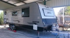 24 Foot Golden Eagle 2014 Caravan for sale NSW Tamworth