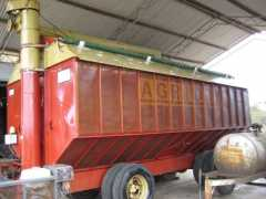 AGRIDRY 20Tonn Grain Dryer MK 3 AFB 2 Farm Machinery for sale WA