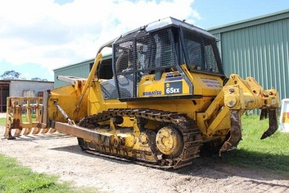 Komatsu D65EX-12 Dozer Earthmoving Equipment for sale NSW Grafton