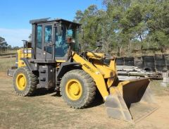 2006 WCM 30 Loader Earthmoving Equipment for sale NSW