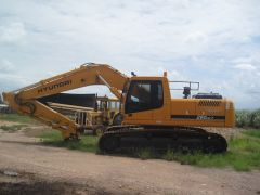 Hyundai R290LC-7 Excavator for sale Qld