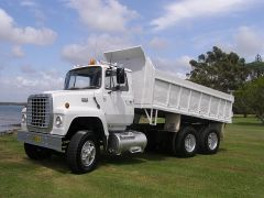 3208 V8 1981 Louisville Tipper Truck for sale NSW