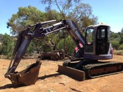 Komatsu 7.5 tonne Excavator for sale Bridge Town WA