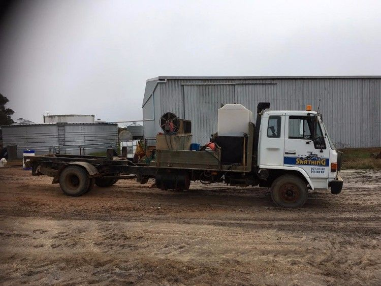 Isuzu FSR500 Truck for sale WA