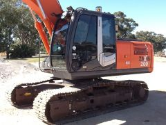 Hitachi 2007 Excavator for sale Vic