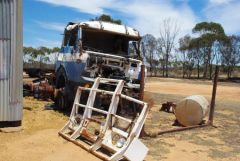 Merc Truck Salvage and Air Seeder and Ford 660 Box Machinery for sale WA