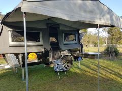 Fantastic Camper Trailers For Sale Queensland  Buy Camper Trailers For Sale