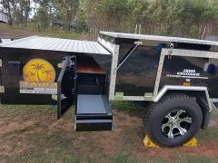 Fantastic  Camper Trailer For Sale QLD Bundaberg  Campervan Sales And Auctions