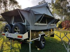 Unique Camper Trailers For Sale In Brisbane QLD  Just4x4scomau