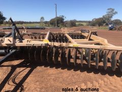 4590 Eeze on Off set Disc's for sale WA Karlgarin