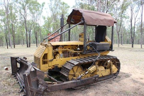 Earthmoving Equipment Sales and Auctions QLD
