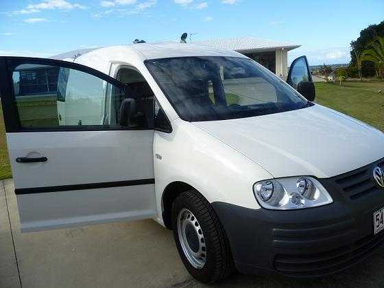 8386833f26 Brand New Volkwagon Caddy Food Vehicle Business for sale QLD Harvey Bay