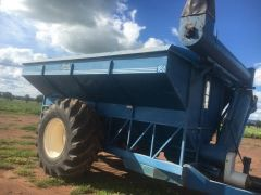 16 Ton Finch Chaser Bin Farm Machinery for sale NSW