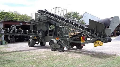 Mobile Secondary Impactor Crushing Plant and Equipment for sale QLD