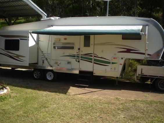 Luxury Off Road Heavy Duty Caravan For Sale QLD Roadstar Caravan For Sale Qld