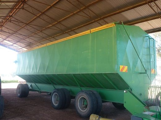50T Mother/Field Bin Farm Machinery for sale NSW Lockart