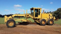 Cat 12 G Grader Earth-moving Equipment for sale NSW