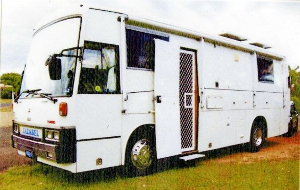 Mitsubishi Fuso Motorhome for sale NSW Boolaroo