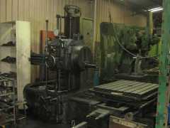 Plant & Equipment for sale Vic Horizontal & Bullard Vertical Borer & Pallet