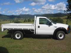 Ute for sale QLD F250 Tray Back Ute