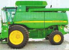John Deere 9760 STS Header for sale SA Cummins