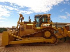 Caterpillar D7R Dozer Earth-moving Equipment for sale WA
