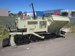 Allatt Fortress Paver Earthmoving Equipment for sale NSW Greenacre